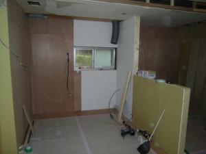 キッチン下地2